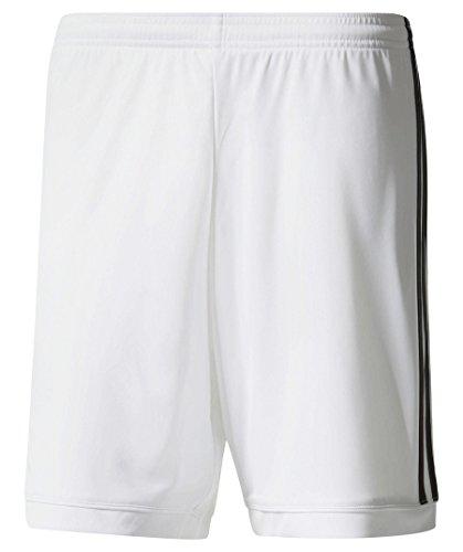 adidas Herren Juventus Heimshorts Juventus Turin Heimshorts Replica, White/Black, L, AZ8701