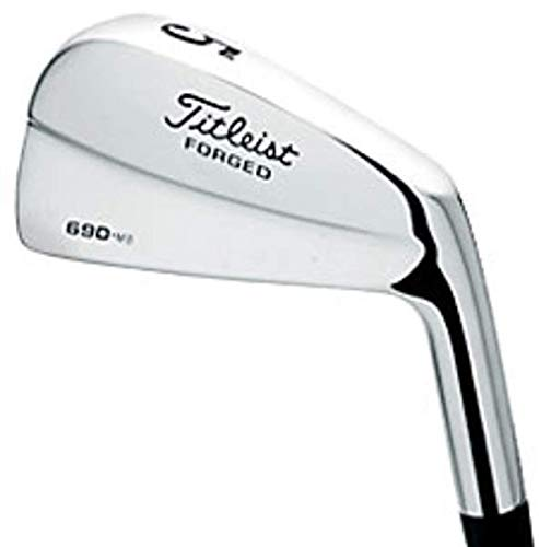 Titleist 690 MB Forged Single Iron 3 Iron True Temper Dynamic Gold S300 Steel Stiff Right Handed 38.5in