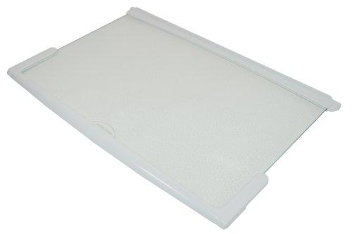 Smeg 775650723 - Ripiano in vetro per frigorifero e congelatore, pezzo originale