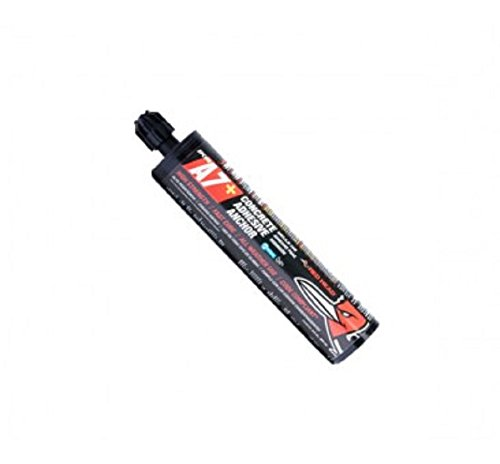ITW Red Head 07111 Concrete Adhesive Anchor, 10 Oz