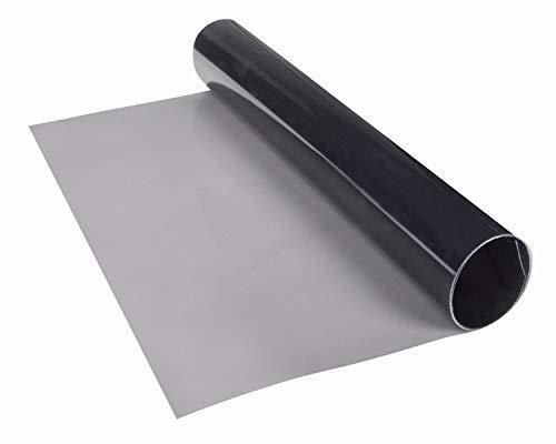Foliatec 34131 Kunststoff Tönungsfolie, Maße 30 x 100 cm, Smoke, 1 Stück