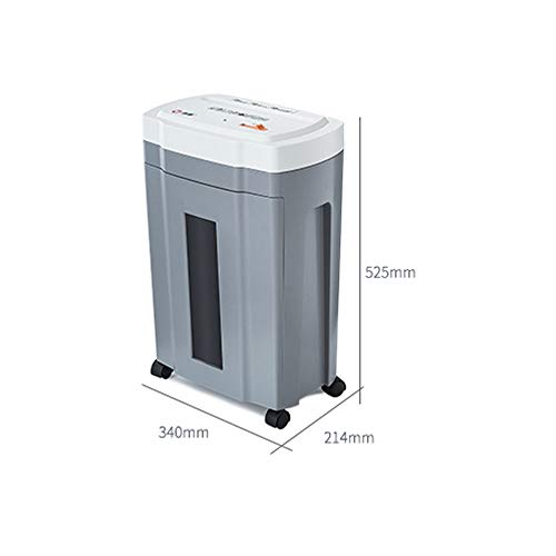 Why Choose DDSS Shredder - electric shredder Shredder office consumer and commercial small granular ...