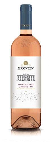 6x 0,75l - 2017er - Zonin - Bardolino Chiaretto D.O.C. - Veneto - Italien - Rosé-Wein trocken