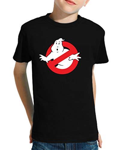 The Fan Tee Camiseta de NIÑOS Cazafantasmas Ghostbusters Mocosete Retro 004