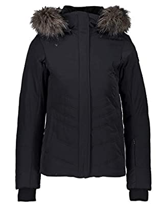 Obermeyer Womens Tuscany Elite Jacket, Black, 2