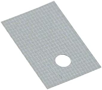 THERM PAD 19.05MMX12.7MM GRAY unisex Dealing full price reduction 100 Pack of