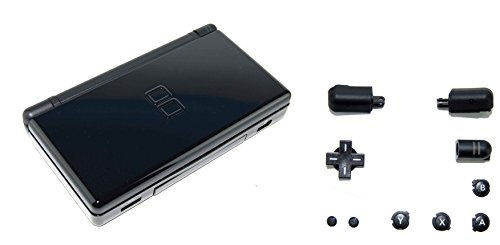 SATKIT Carcasa de recambio para Nintendo DSi en color Negro