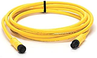 ALLEN BRADLEY 1485R-P3D5-C STANDARD - EPOXY COATED ZINC, 3.0, STANDARD 5-PIN, MICRO, 3 M, DEVICENET PHYSICAL MEDIA, STANDARD 5 LEADS, CABLE, STANDARD PASSIVE CABLE, THIN MEDIA, YELLOW CPE, STRAIGHT MA