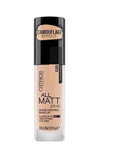 Catrice All Matt Plus Shine Control Make-Up Nude