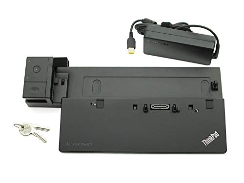 Lenovo Docking Station inkl. Netzteil (90W) Ultra Dock Original ThinkPad L540 (20AU/20AV) Serie (Generalüberholt)