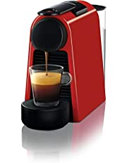 Nespresso Esenza Mini Coffee Maker, Red, D030RE