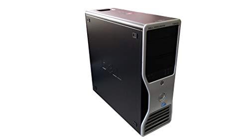 Dell T3500 Workstation (Intel Xeon W3670 Hexa Core 6-Kern mit 3,20 GHz, 6 GB RAM, 256 GB SSD, Nvidia Quadro 2000, Win7 Pro) - professionell aufbereitet (refurbished)
