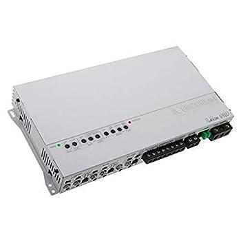 Soundstream MR5.2000D Rubicon Nano 2000W Class D 5-Channel Marine Amplifier  White