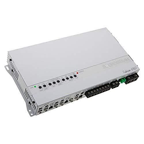 Soundstream MR5.2000D Rubicon Nano 2000W Class D 5-Channel Marine Amplifier , White