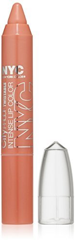 NYC City Proof Twistable Intense Lip Color - Brooklyn Brown Stone by NYC