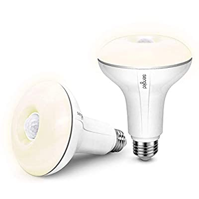 Sengled Smartsense LED Light Bulb with Motion Sensor, BR30 Smart LED Night Light Soft White 2700K, E26 Base 65W Equivalent