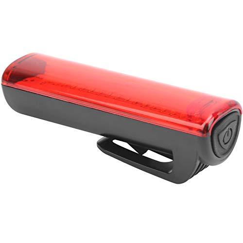 Gedourain Safety Warning Bike Taillight, Night Riding Safety Bike Taillight 180° Beam Angle for Bike Modification and Repair