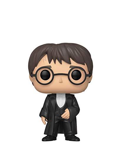 Funko Pop! Harry Potter – Figura de vinilo de Harry Potter (Yule Ball) # 91 de 10 cm realeased 2019