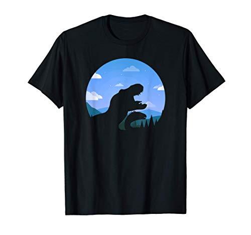 T Rex Dinosaurios Cumpleaos Disfraz de Dino Regalo Camiseta