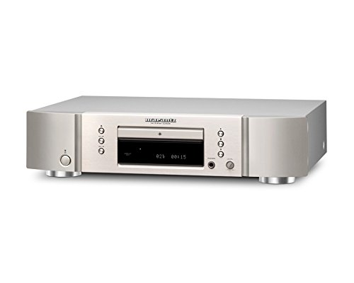 Marantz CD5005 CD-Player, silber-gold