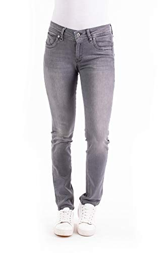 Blue Monkey Women Laura 0005 Grey Denim Skinny Fit Jeans (W29/L30)