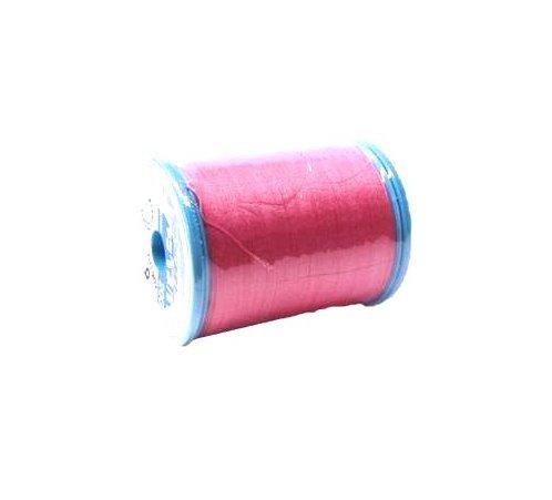 シャッペスパン (ミシン糸) 濃いピンク (8) 60番手 (200m巻き)