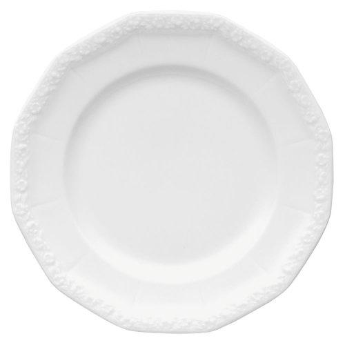 Rosenthal 10430-800001-10219 Maria Frühstücksteller 19 cm, weiß