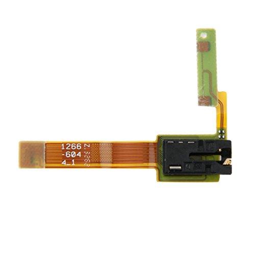 YIHUI Repare Repuestos Cable Flexible for Auriculares for Sony Xperia SP / M35 Partes de refacción