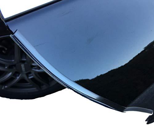 220cm Türschutz Profil/Türkantenschoner – Schutzleiste für Auto PKW KFZ Türen – Lack & Dellenschutz für Autotür – Durchsichtig & Selbstklebend