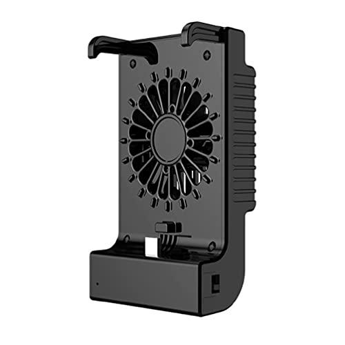 ZOUD Soporte de carga rápida inalámbrico ventilador portátil utilizado para el interruptor/Lite juegos accesorios para el interruptor original soporte refrigerador ventilador cargador para interruptor