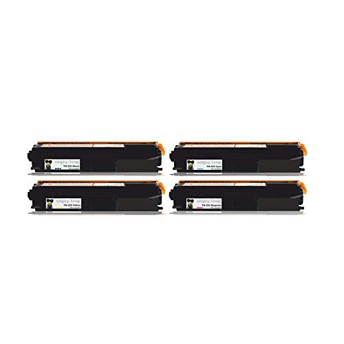 5 Toner kompatibel für Brother TN-325 HL-4140CN HL-4150CDN HL4570CDW MFC-9460CDN