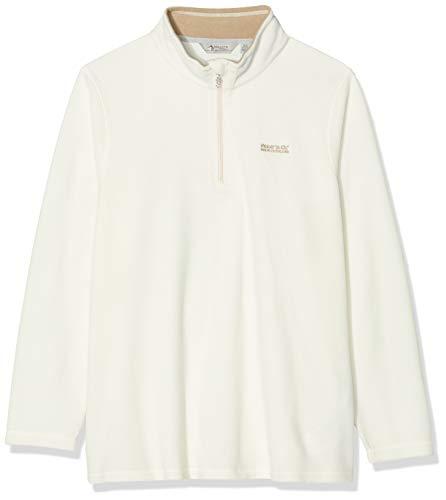 Regatta Damen Sweethart Fleece Pullover Jacke–Polar Bär/Parch, Größe 20