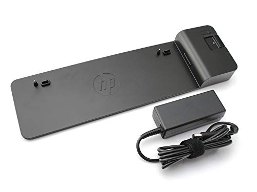 HP UltraSlim Docking Station inkl. 65W Netzteil EliteBook 850 G2 Serie (Generalüberholt)