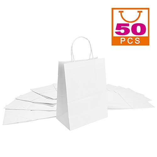 White Paper Bags 8