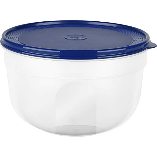 Emsa SUPERLINE FH-Schale ru/ho 4,0 L blau, Plastik, 4 L