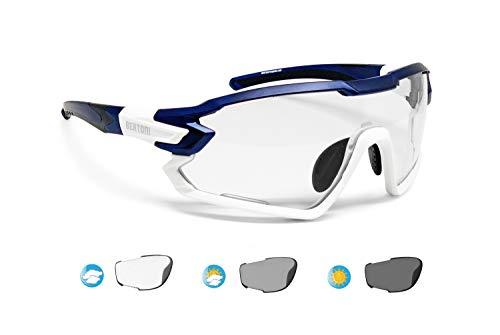 BERTONI Gafas Ciclismo Running MTB Esquí Tennis Padel Polar