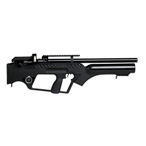 Hatsan Bullmaster - Semi Auto PCP Bullpup Airgun .22 Cal, Black