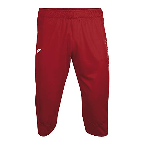 Joma - 100075 - Pantacourt - Homme - Rouge - XL