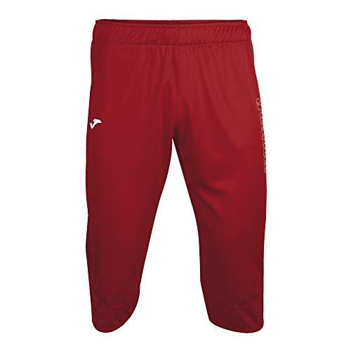 Joma Pantalon Pirata Vela Rojo, Hombres, Rojo-600, L