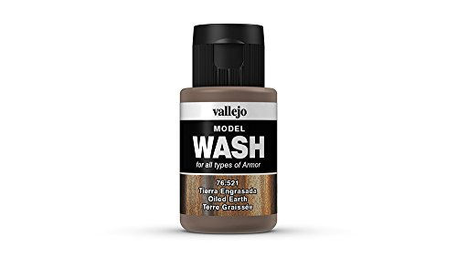 Vallejo Oiled Earth Model Wash