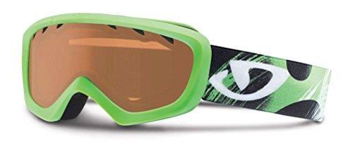Giro Kinder Skibrille Chico, Bright Green Cosmos