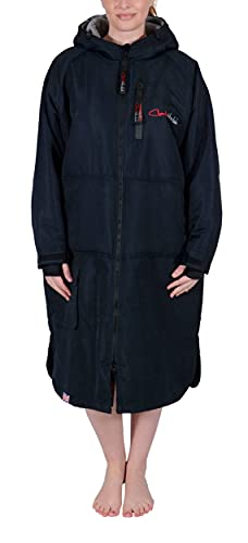 Charlie McLeod Long Length Sports Cloak Black S/M