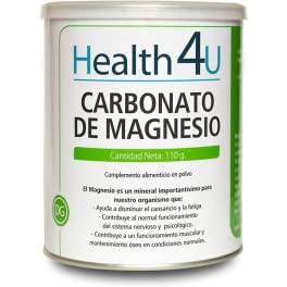 H4U H4U carbonato de magnesio en polvo 110 g