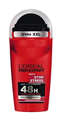 L'Oreal Men Expert Déodorant Roll-On Stop Stress 50 ml