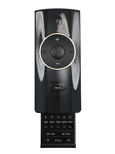 Runrain Remote Control for Vizio VHT210 VHT215 VHT510 Home Theater Sound Bar