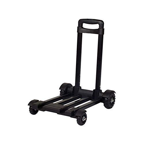 CENPEN Remolque plegable, camión negro del almacén del camión de la mano del equipaje