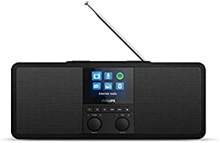 Philips Internet Radio TAR8805/98, Black