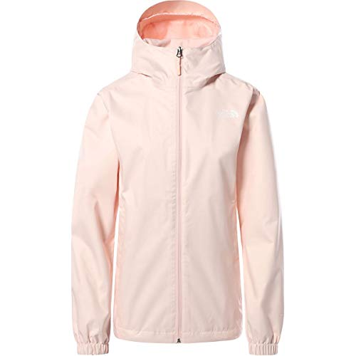 The North Face W Quest Jkt - Chaqueta para mujer Pearl Blush L