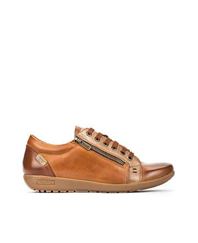 Pikolinos Damen Lisboa W67_I18 Sneaker, Braun (Cuero Cuero), 37 EU