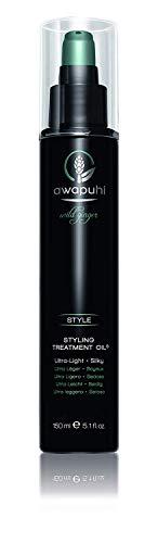 Awapuhi Wild Ginger Styling Treatment Oil, 5.1 Fl Oz